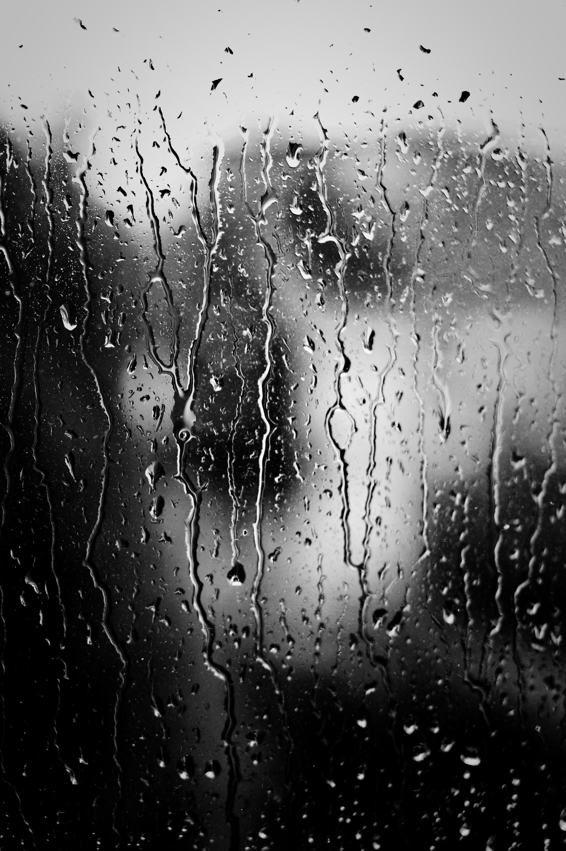 Праздником почта, картинки дождя на стекле